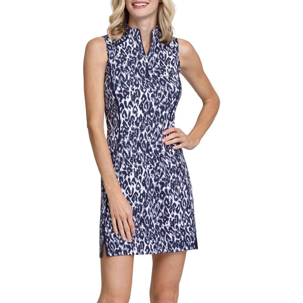 テイル Tail レディース ゴルフ ノースリーブ ワンピース トップス【Pullover Jersey Sleeveless Golf Dress】Figaro