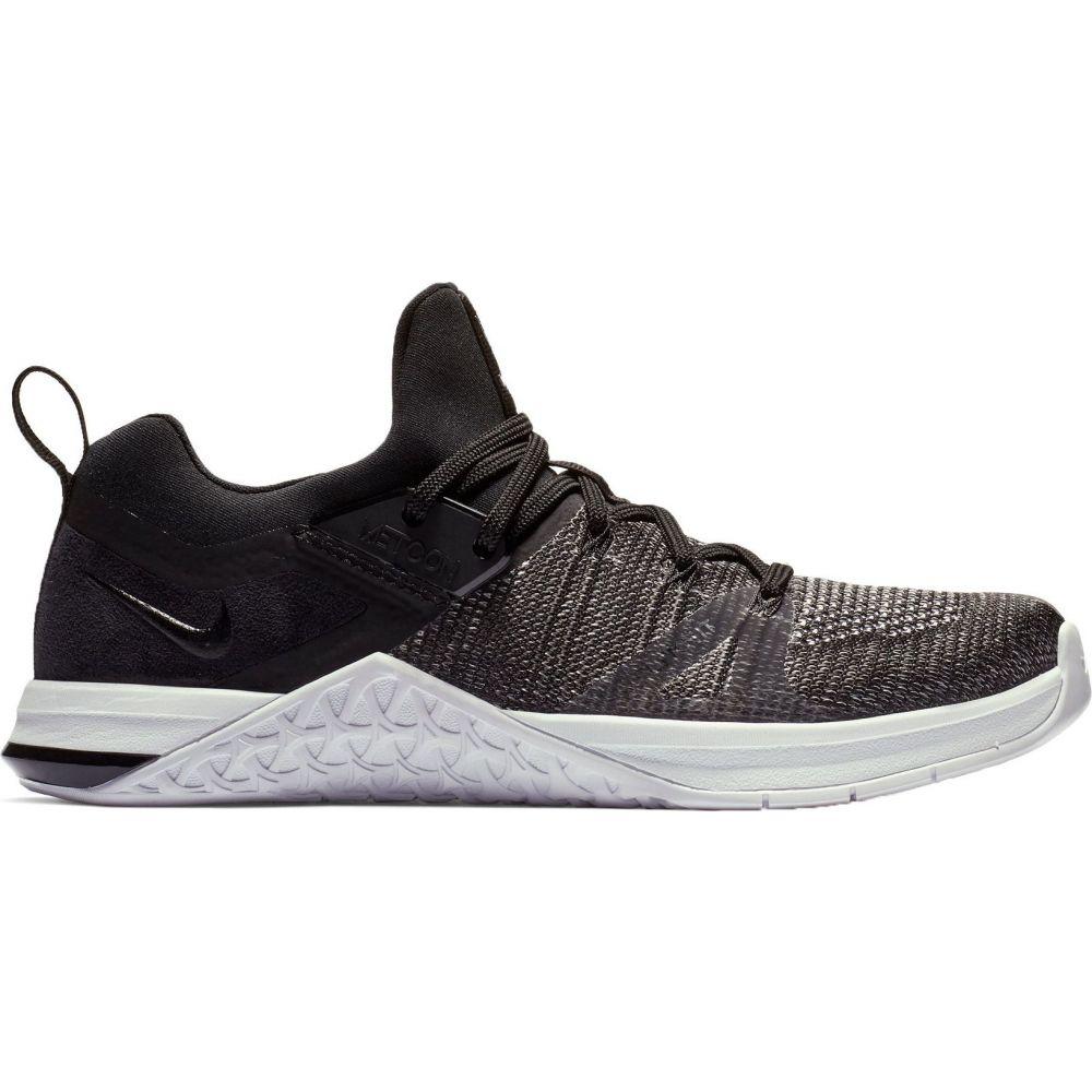 ナイキ Nike レディース フィットネス・トレーニング シューズ・靴【Metcon Flyknit 3 Training Shoes】Black/White