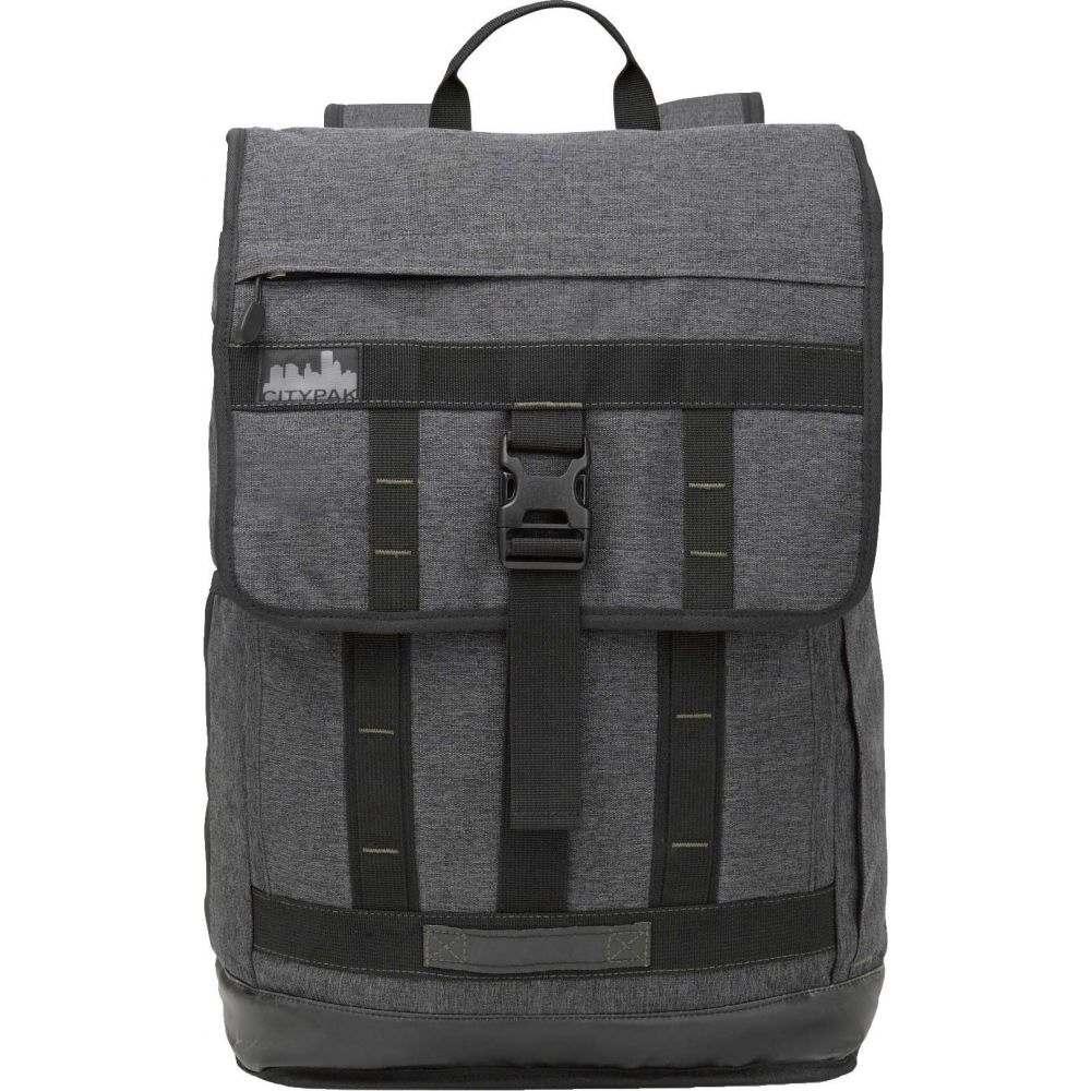 ハイシエラ High Sierra レディース バックパック・リュック バッグ【PublicPak Backpack】Black/Moss