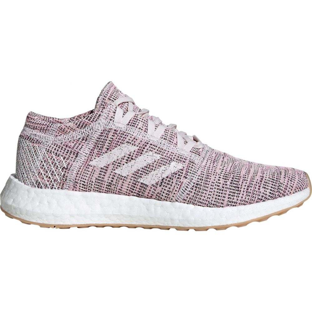 アディダス adidas レディース ランニング・ウォーキング シューズ・靴【Pureboost Go Running Shoes】Orchid/White