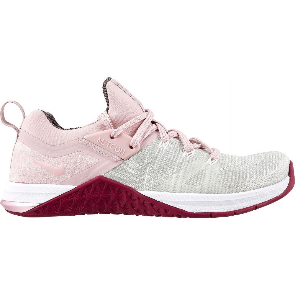 ナイキ Nike レディース フィットネス・トレーニング シューズ・靴【Metcon Flyknit 3 Training Shoes】Grey/Plum