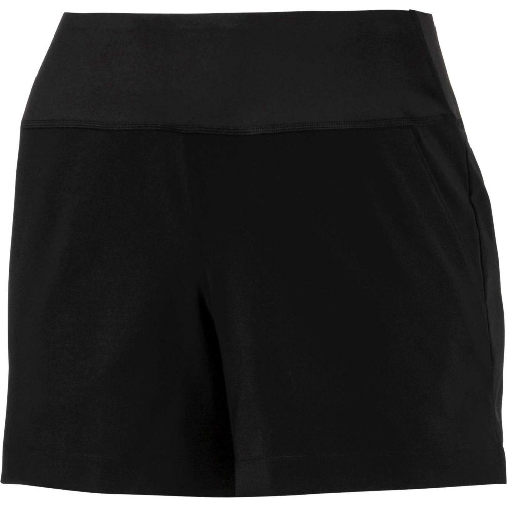 プーマ PUMA レディース ゴルフ ショートパンツ ボトムス・パンツ【PWRSHAPE Golf Shorts】Puma Black