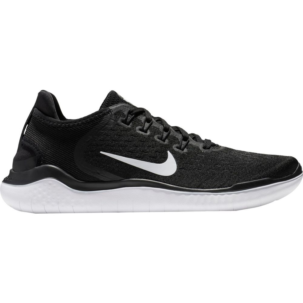 ナイキ Nike レディース ランニング・ウォーキング シューズ・靴【Free RN 2018 Running Shoes】Black/White