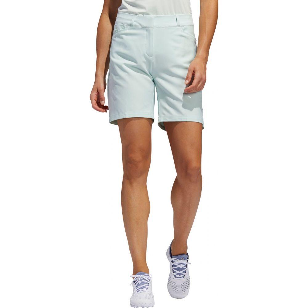 アディダス adidas レディース ゴルフ ショートパンツ ボトムス・パンツ【Ultimate Club 7 Golf Shorts】Dash Green