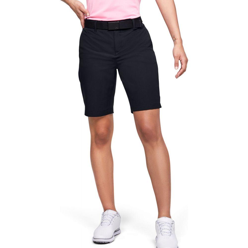 アンダーアーマー Under Armour レディース ゴルフ ショートパンツ ボトムス・パンツ【Links Golf Shorts】Black