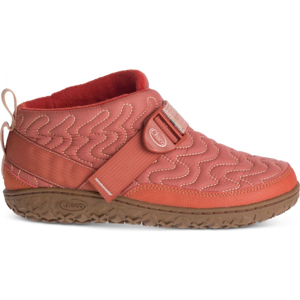 チャコ Chaco レディース ブーツ シューズ・靴【Ramble Slip On Boots】Brick