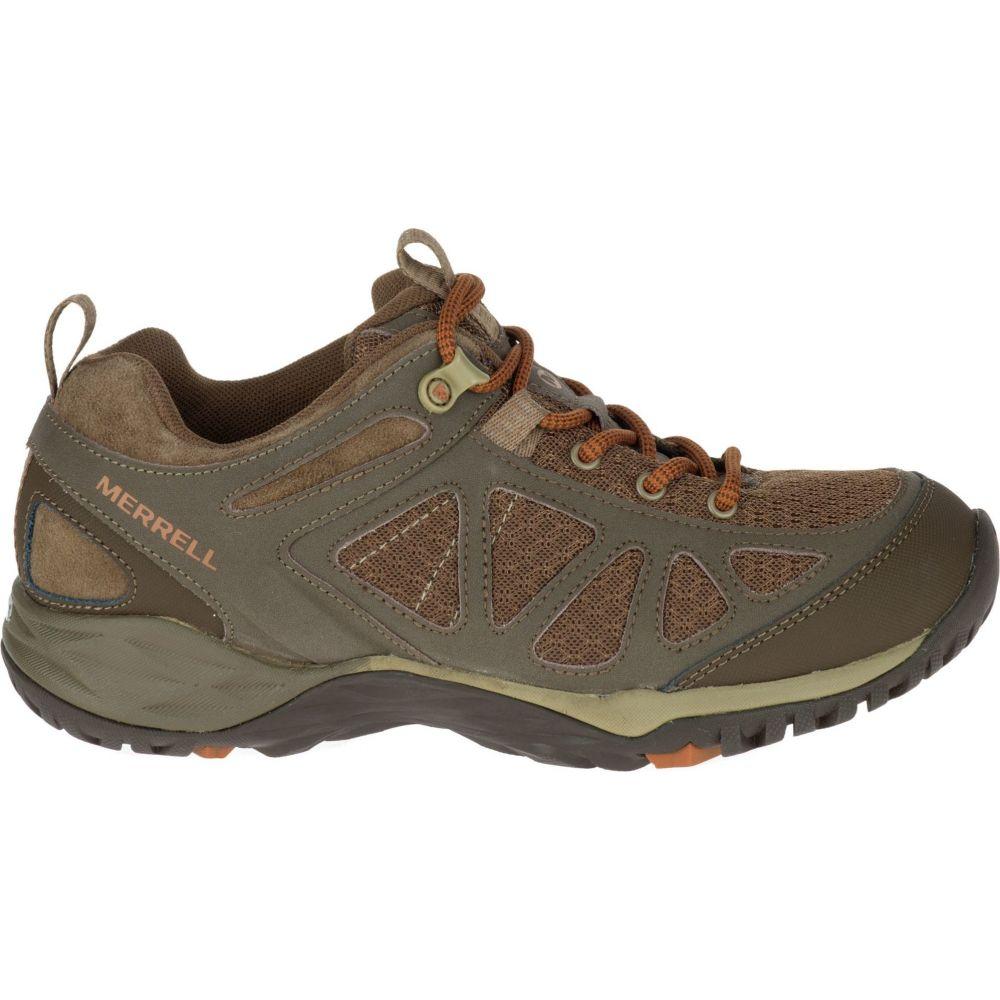 メレル Merrell レディース ハイキング・登山 シューズ・靴【Siren Sport Q2 Hiking Shoes】Slate Black