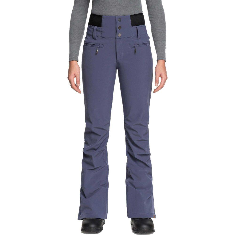 ロキシー Roxy レディース スキー・スノーボード ボトムス・パンツ【Rising High Snow Pants】Crown Blue