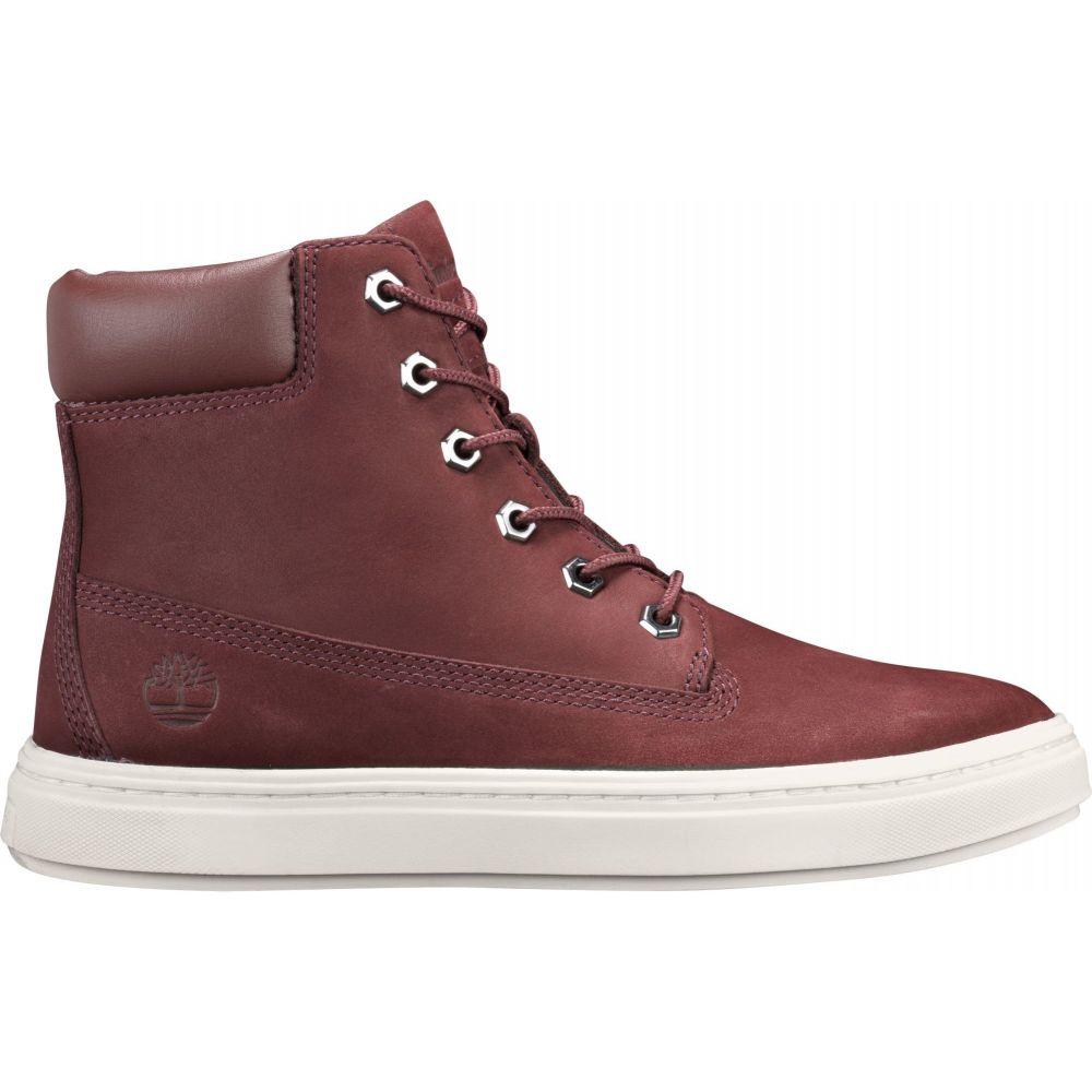 ティンバーランド Timberland レディース ブーツ シューズ・靴【Londyn 6'' Casual Boots】Burgundy