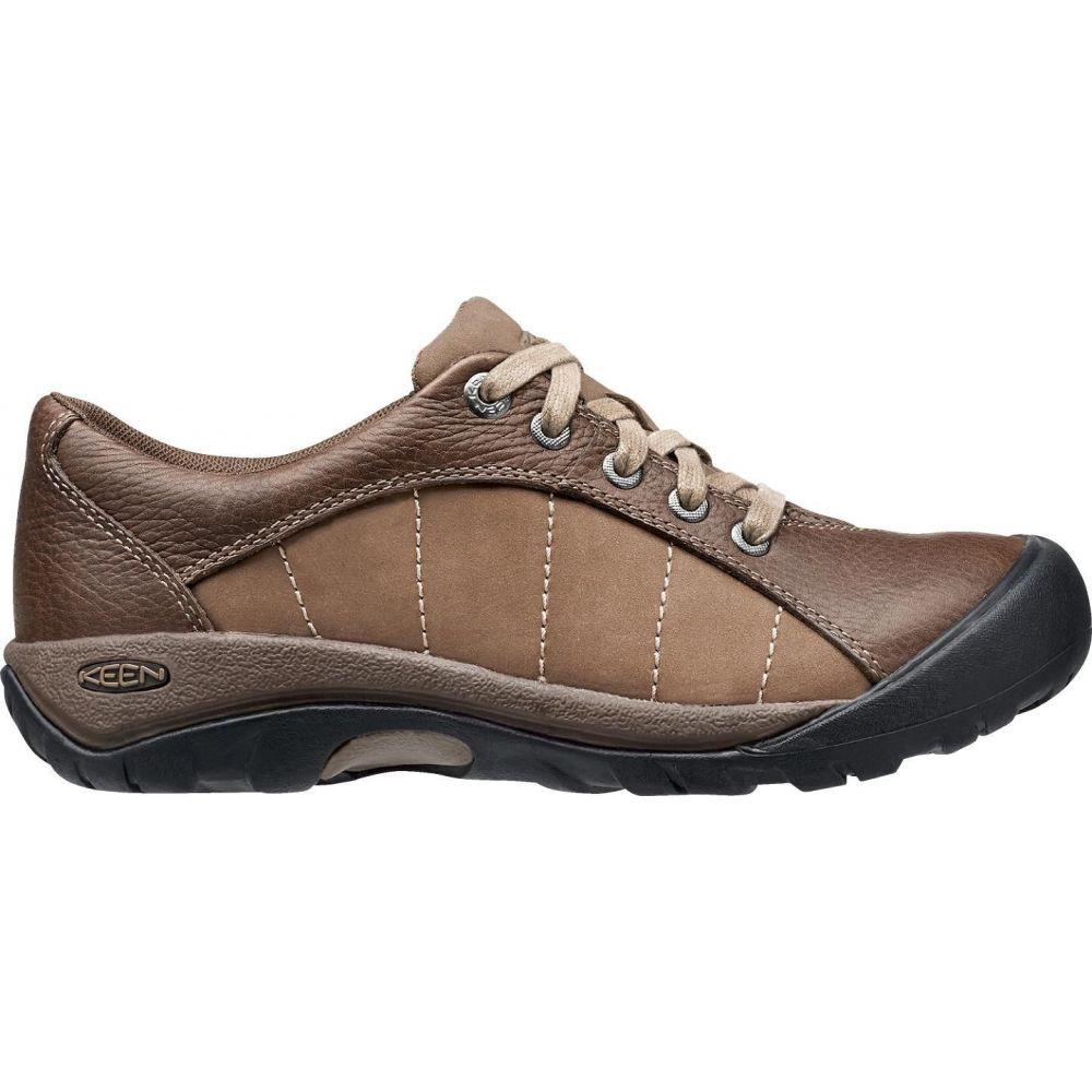 キーン Keen レディース シューズ・靴 【KEEN Presidio Casual Shoes】Cascade Brown