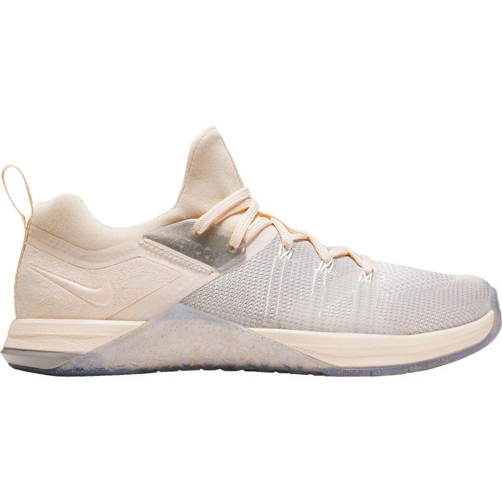 ナイキ Nike レディース フィットネス・トレーニング シューズ・靴【Metcon Flyknit 3 Training Shoes】Pink/Silver