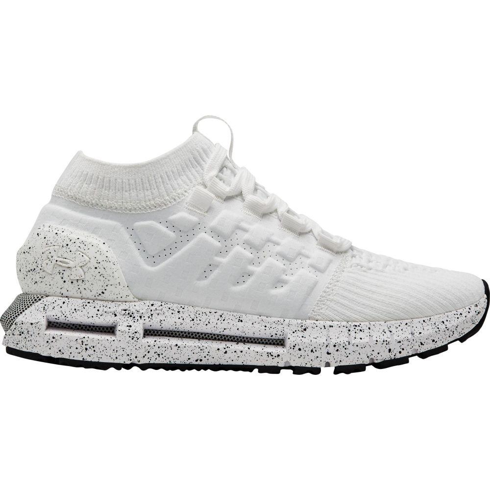 アンダーアーマー Under Armour レディース ランニング・ウォーキング シューズ・靴【HOVR Phantom Confetti Running Shoes】White/Black