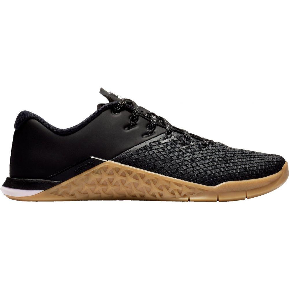 ナイキ Nike レディース フィットネス・トレーニング シューズ・靴【Metcon 4 XD X Chalkboard Training Shoes】Black/Gum