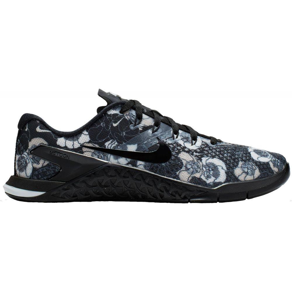 ナイキ Nike レディース フィットネス・トレーニング シューズ・靴【Metcon 4 Premium Training Shoes】Black/Multi