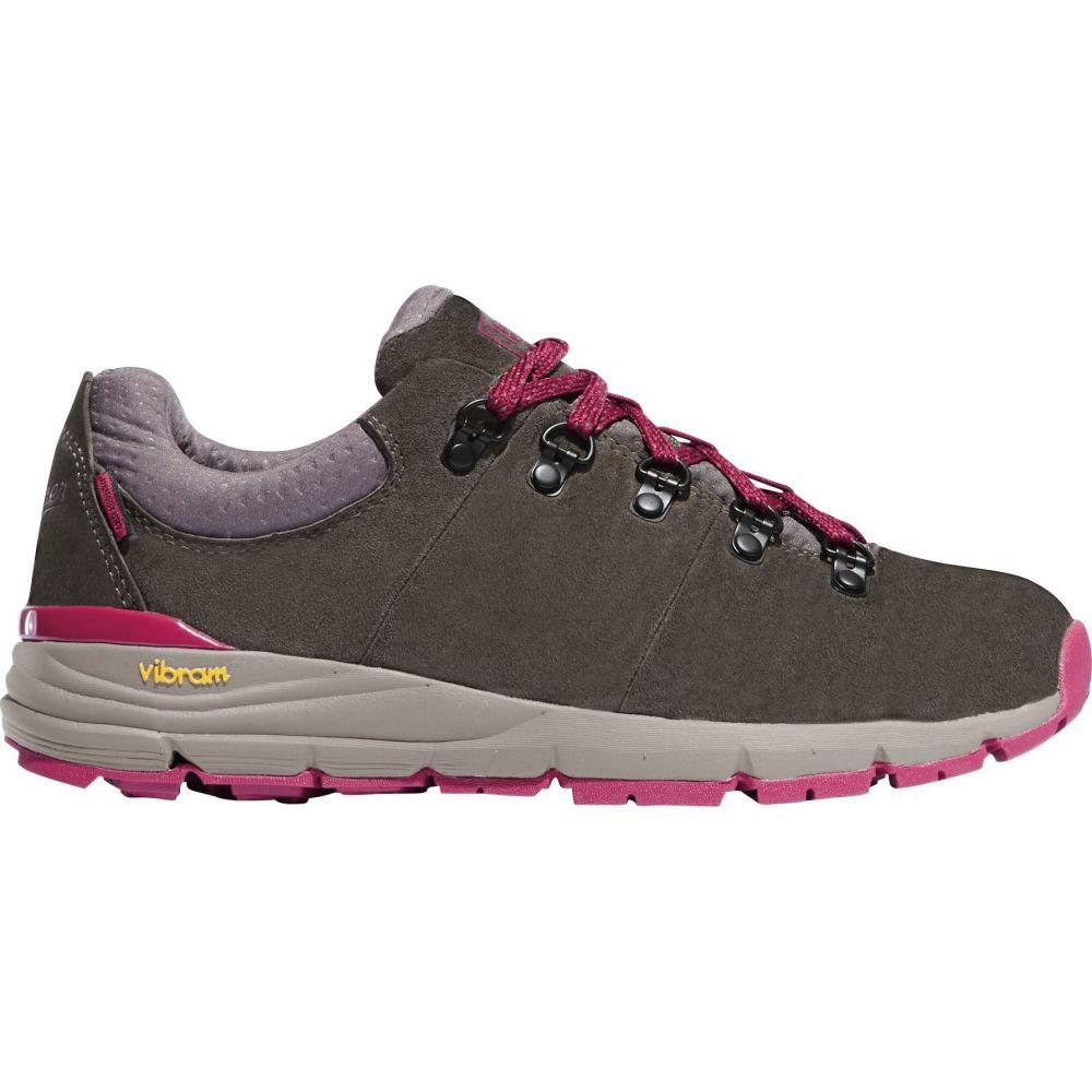 ダナー Danner レディース ハイキング・登山 シューズ・靴【Mountain 600 Low Waterproof Hiking Shoes】Gray