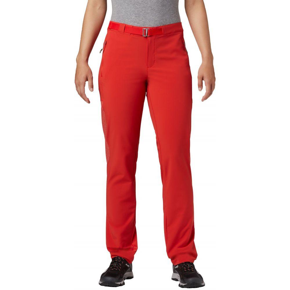 コロンビア Columbia レディース ボトムス・パンツ 【Irico Freezer Pants】Bold Orange