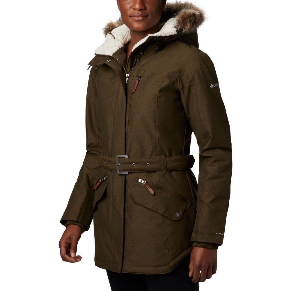 コロンビア Columbia レディース ジャケット アウター【Carson Pass II Jacket】Olive Green