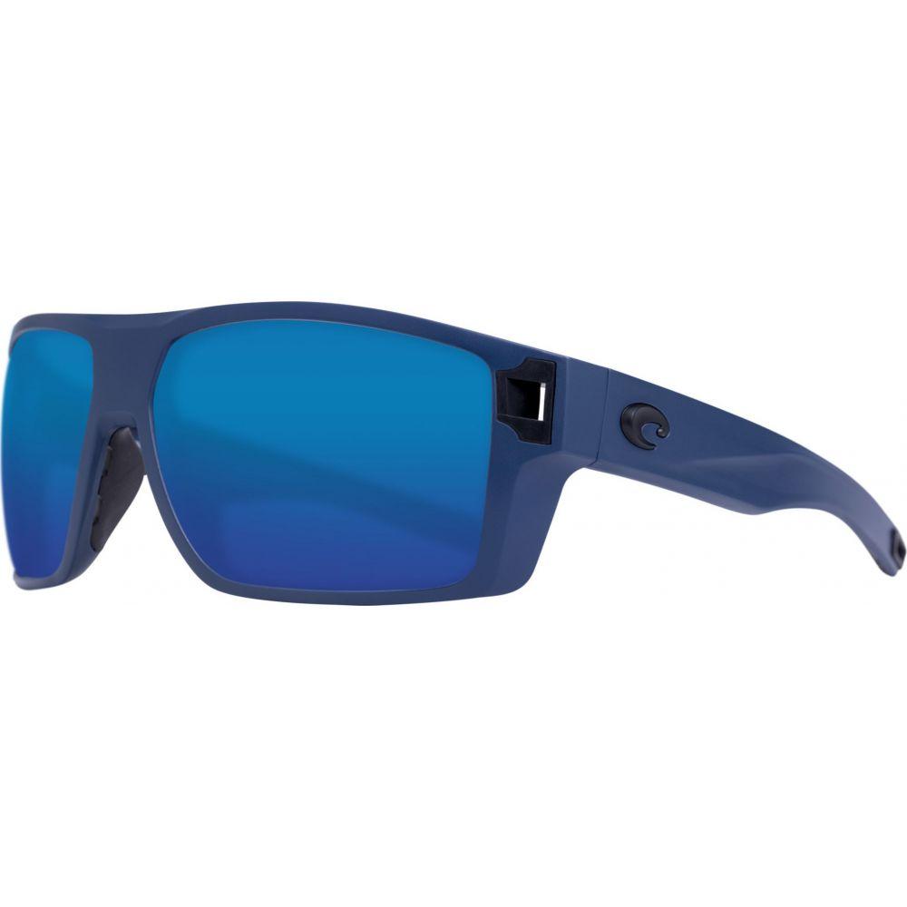コスタデルメール Costa Del Mar レディース メガネ・サングラス 【Diego Adult 580G Sunglasses】Matte Midnight Blue/Blue