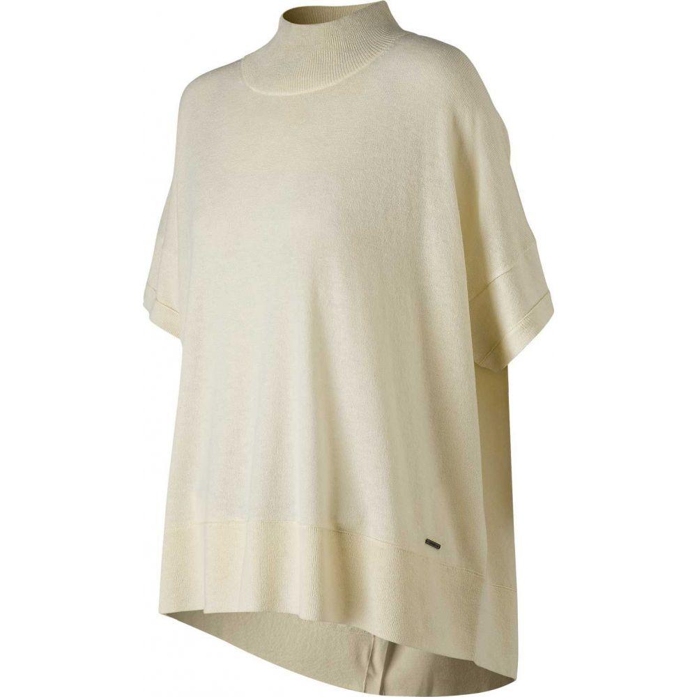 ニューバランス New Balance レディース ポンチョ アウター【Release Poncho Sweater】Sea Salt