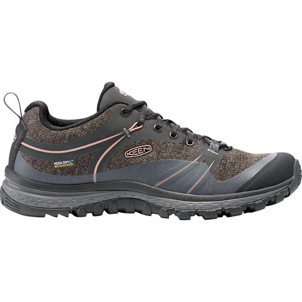 キーン Keen レディース ハイキング・登山 シューズ・靴【KEEN Terradora Waterproof Hiking Shoes】Raven