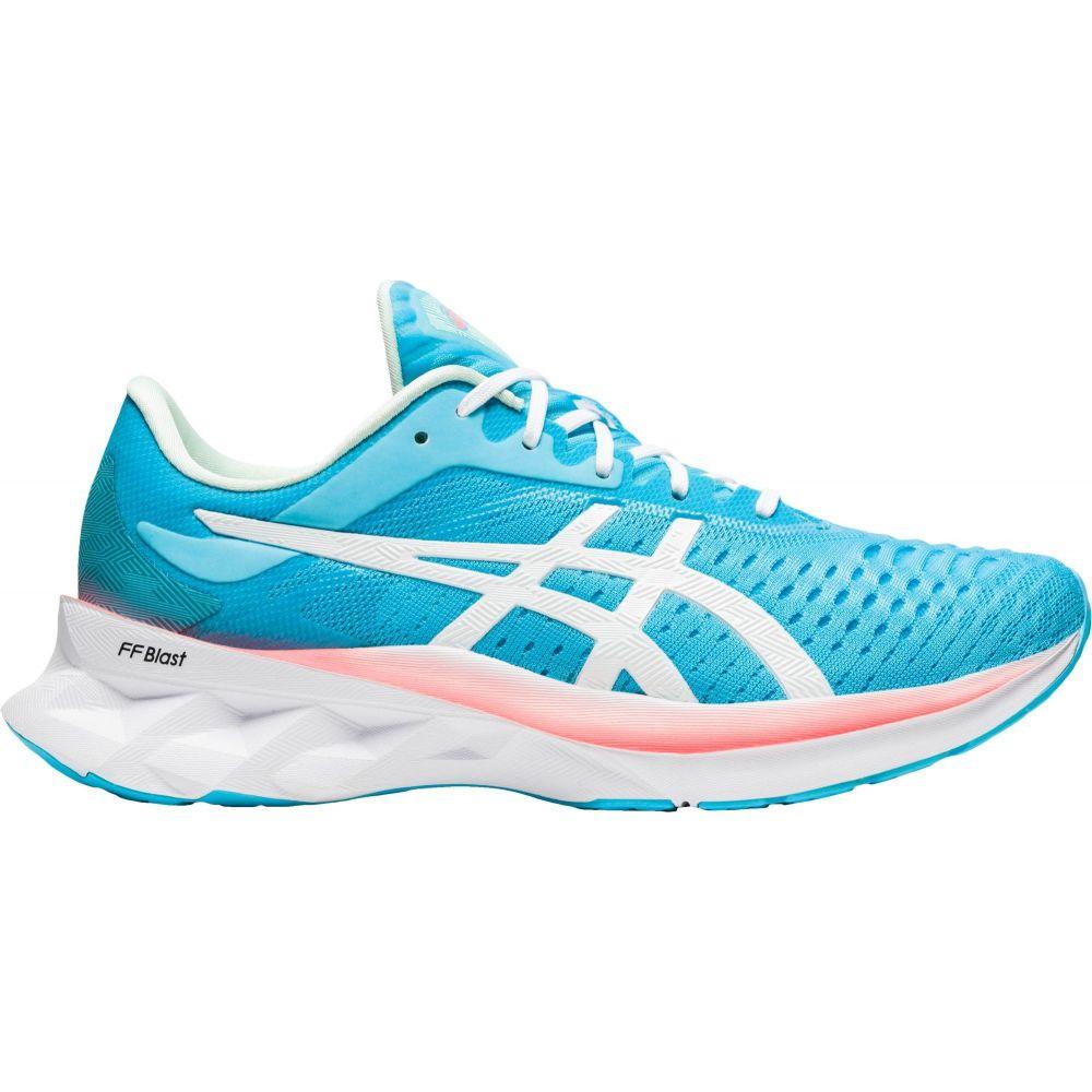 アシックス ASICS レディース ランニング・ウォーキング シューズ・靴【NOVABLAST Running Shoes】Blue/White