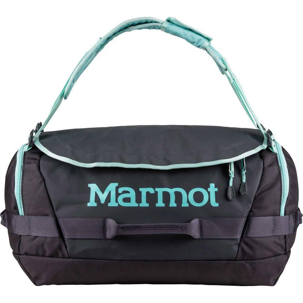 マーモット Marmot レディース ボストンバッグ・ダッフルバッグ バッグ【Long Hauler Medium Duffel Bag】Dark Charcoal/Blue Tint