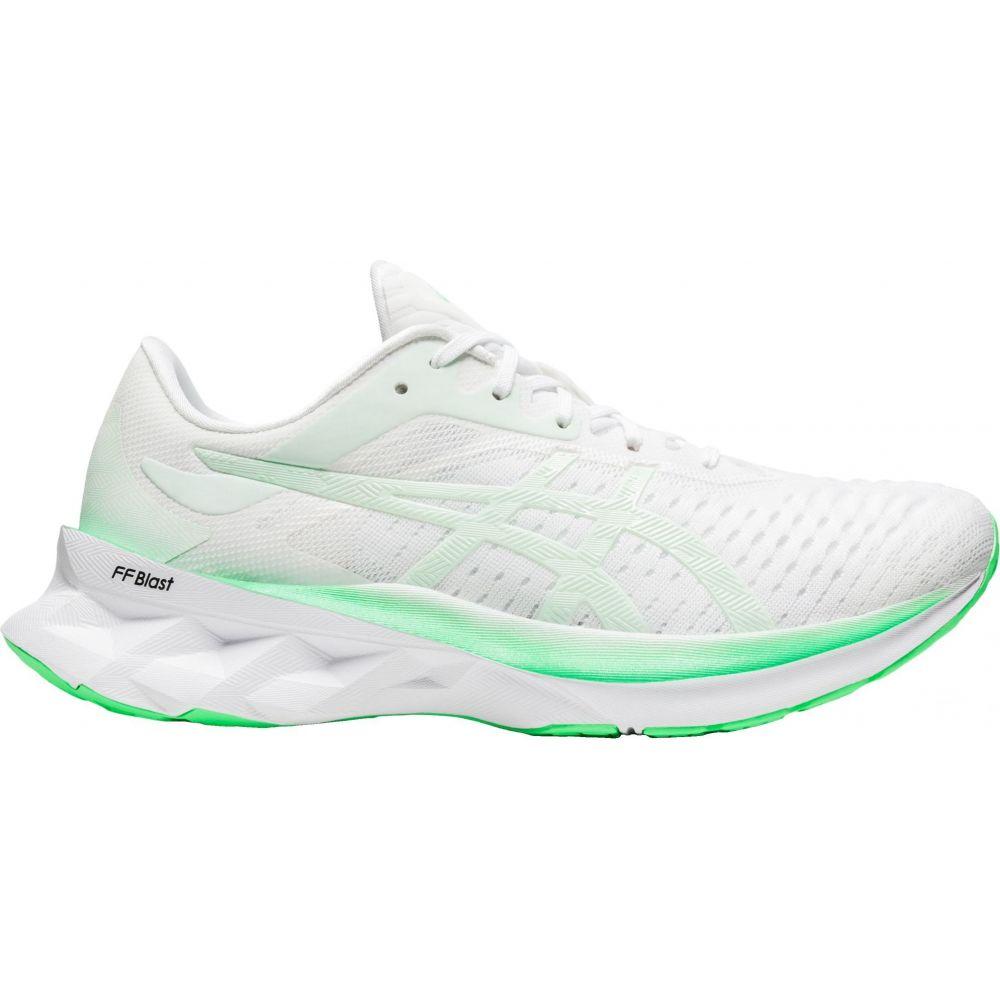 アシックス ASICS レディース ランニング・ウォーキング シューズ・靴【Nova Blast Modern Tokyo Running Shoes】Mint/White