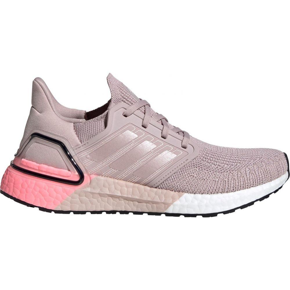 アディダス adidas レディース ランニング・ウォーキング シューズ・靴【Ultraboost 20 Running Shoes】Rose