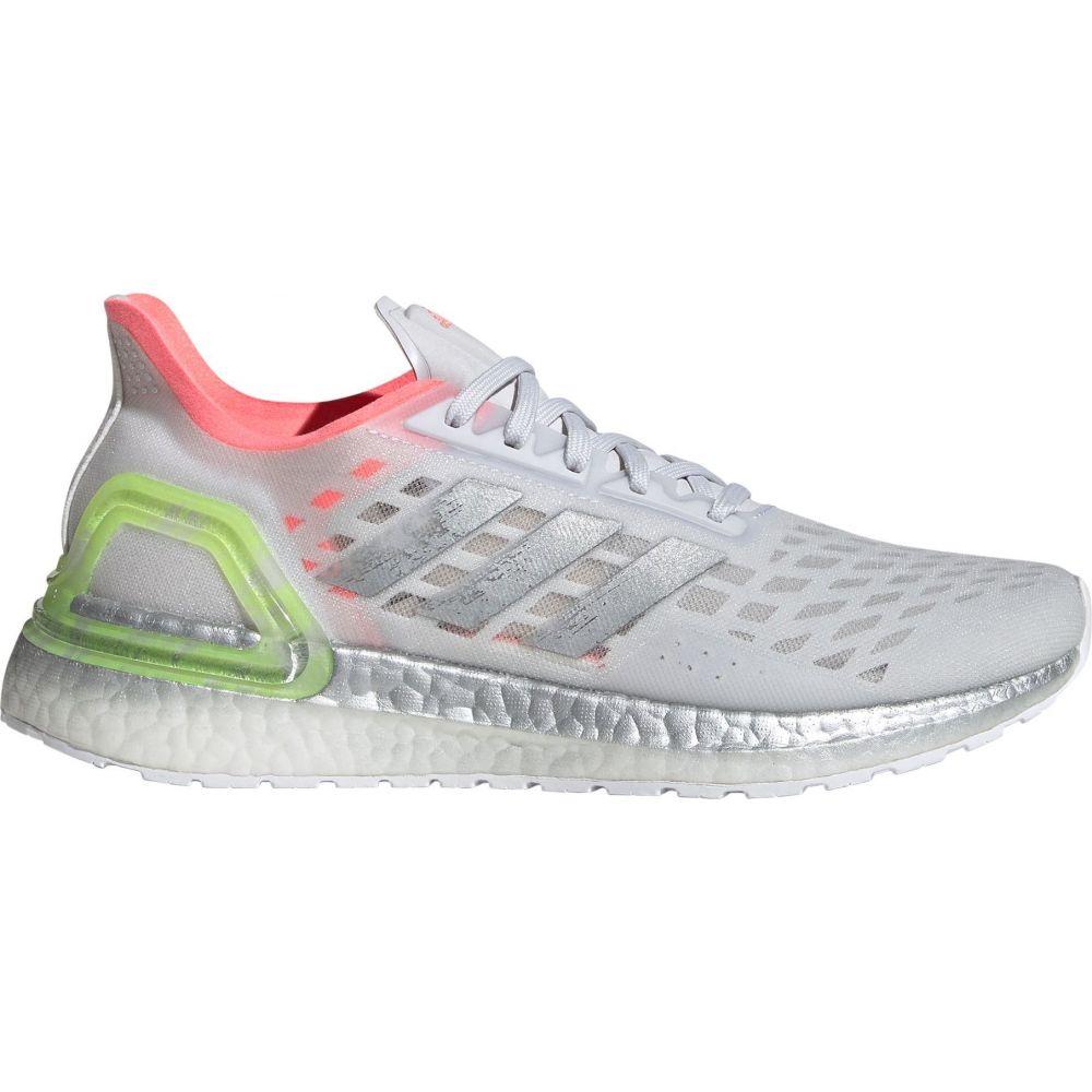 アディダス adidas レディース ランニング・ウォーキング シューズ・靴【Ultraboost PB Running Shoes】Grey/Red