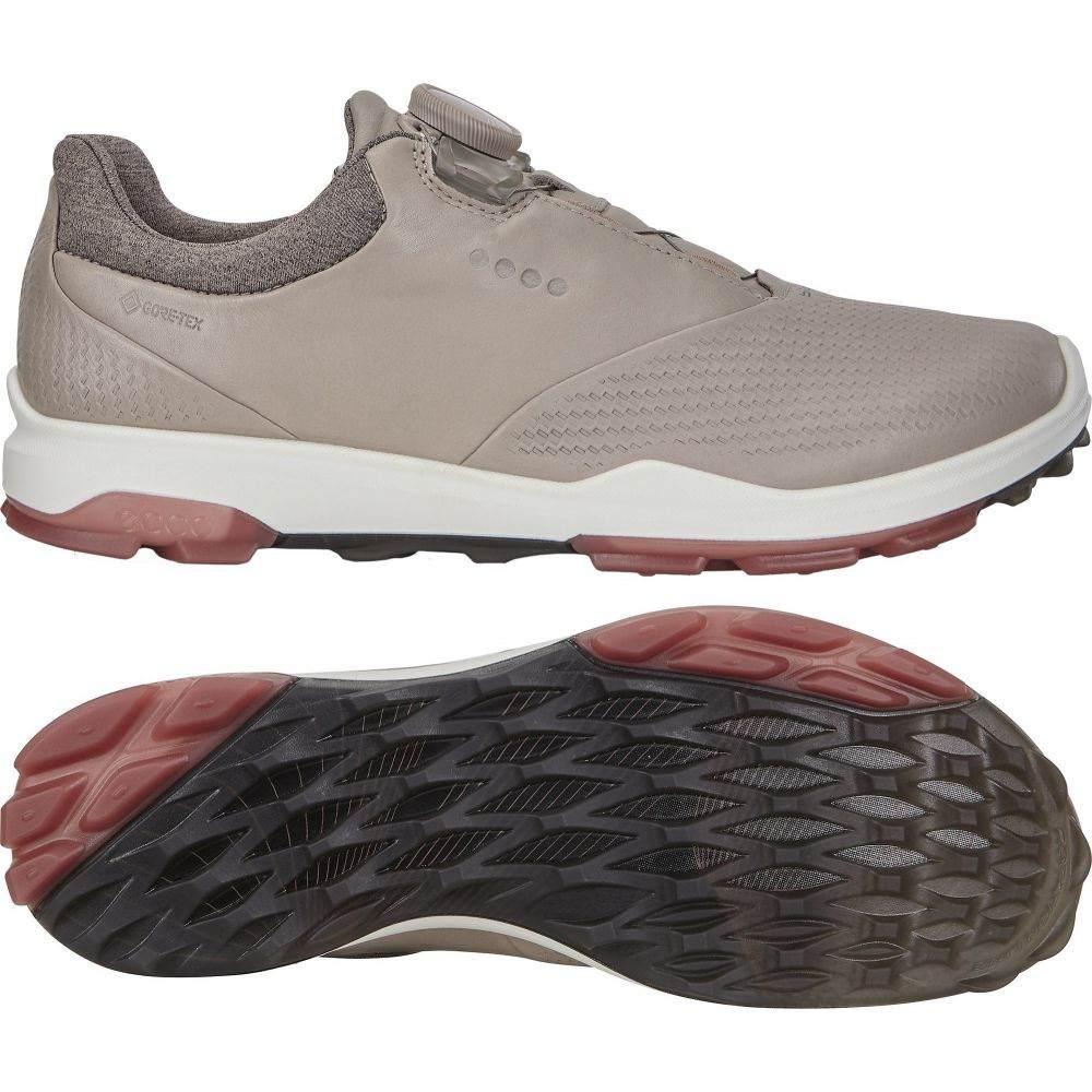エコー ECCO レディース ゴルフ シューズ・靴【BIOM Hybrid 3 BOA Golf Shoes】Rose/Grey