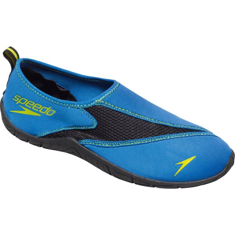スピード Speedo メンズ ウォーターシューズ シューズ・靴【Surfwalker Pro 3.0 Water Shoes】Blue/Black