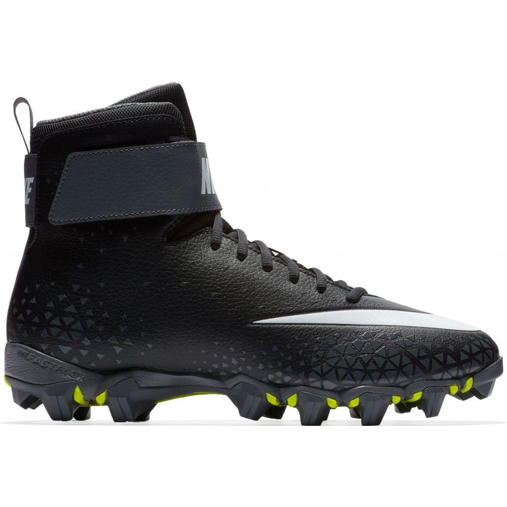 ナイキ Nike メンズ アメリカンフットボール スパイク シューズ・靴【Force Savage Shark Football Cleats】Black/Grey
