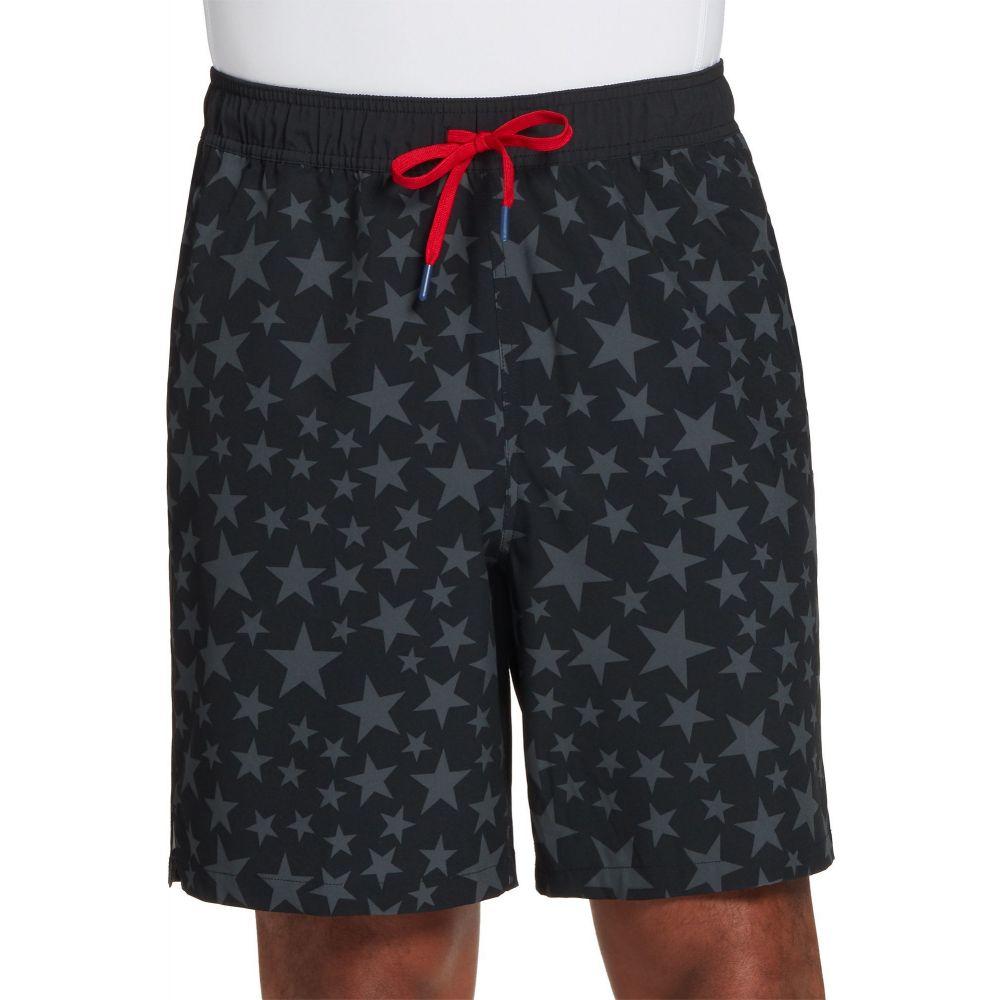 フィールドアンドストリーム Field & Stream メンズ ショートパンツ ボトムス・パンツ【Americana Summer Shorts】Team Stars Black