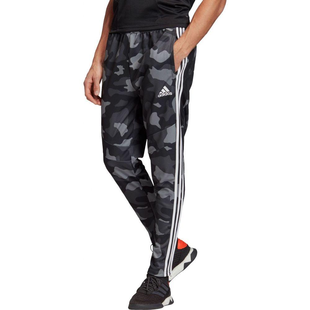 アディダス adidas メンズ フィットネス・トレーニング ボトムス・パンツ【Tiro 19 Camo Training Pants】Black/White