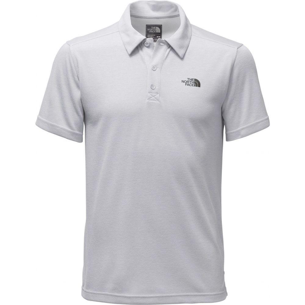 ザ ノースフェイス The North Face メンズ ポロシャツ トップス【Plaited Crag Polo Shirt】Tnf Light Grey Heather