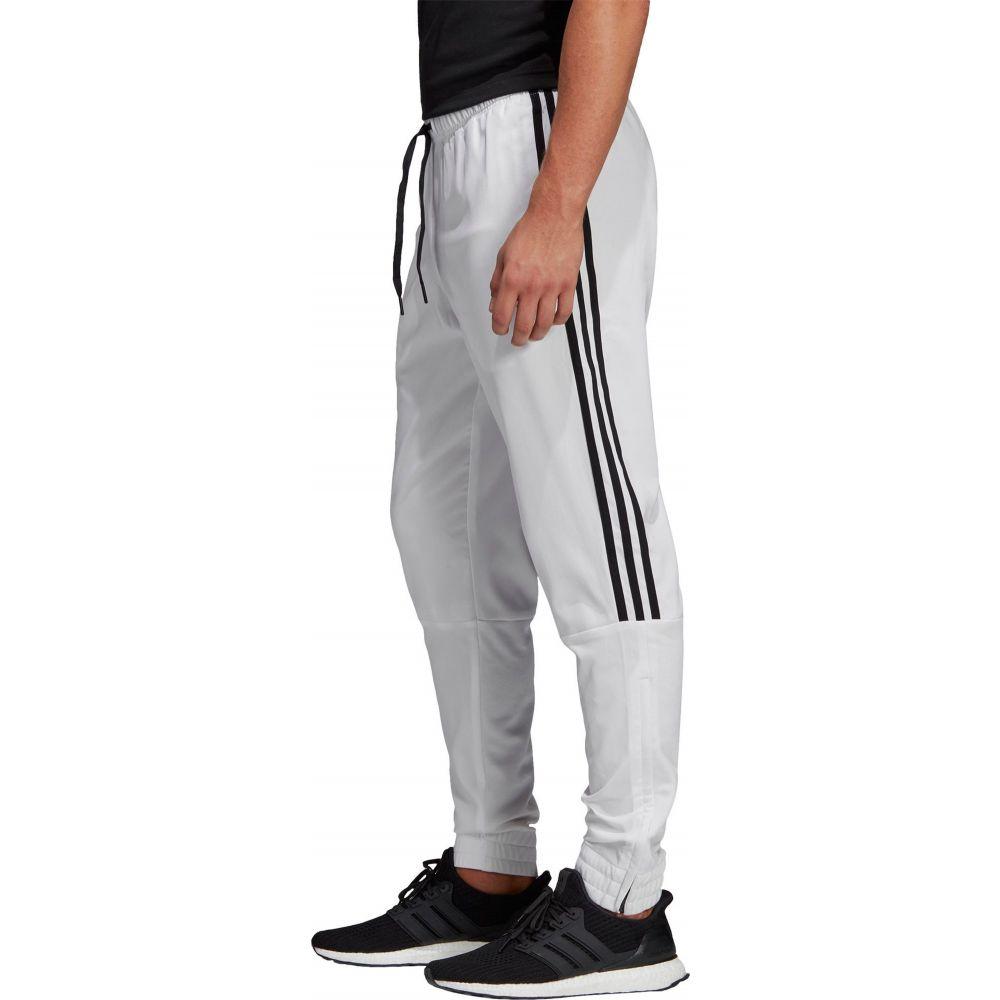 アディダス adidas メンズ ボトムス・パンツ 【Sport ID Tiro Woven Pants】White/Black