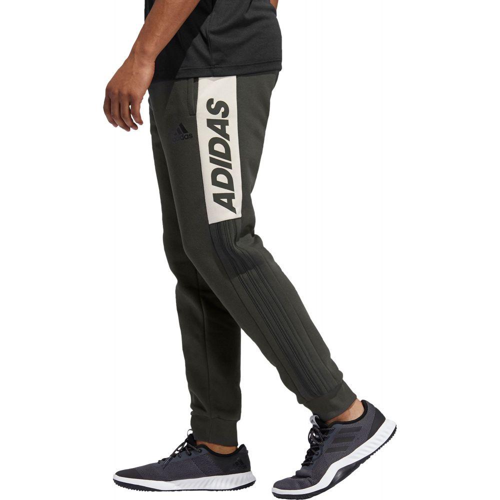 アディダス adidas メンズ ジョガーパンツ ボトムス・パンツ【Post Game 7/8 Jogger Pants】Legend Earth/Linen