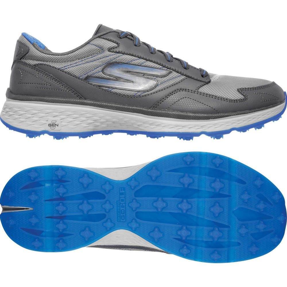 スケッチャーズ Skechers メンズ ゴルフ シューズ・靴【GO GOLF Fairway Golf Shoes】Charcoal/Blue