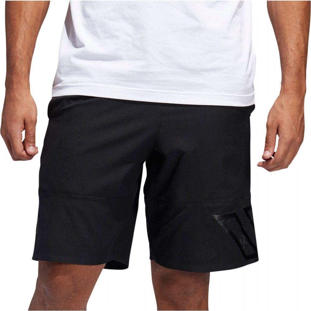 アディダス adidas メンズ バスケットボール ショートパンツ ボトムス・パンツ【N3xt L3v3l Basketball Shorts】Black