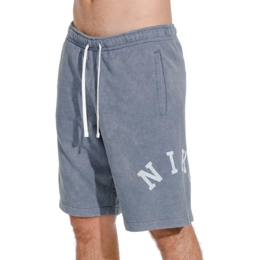 ナイキ Nike メンズ フィットネス・トレーニング ショートパンツ ボトムス・パンツ【Sportswear French Terry Wash Shorts】Armory Blue