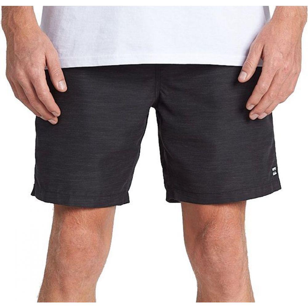 ビラボン Billabong メンズ 海パン ショートパンツ 水着・ビーチウェア【All-Day Layback Board Shorts】Black