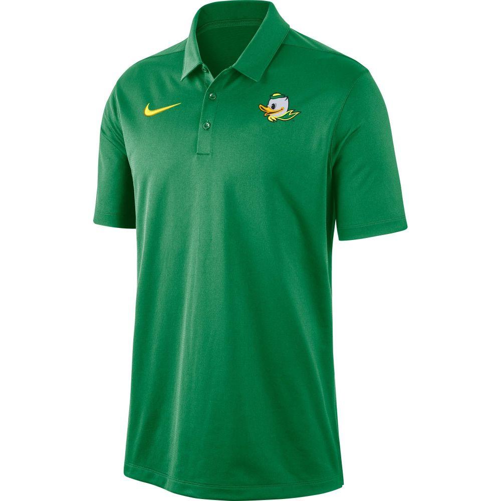 ナイキ Nike メンズ ポロシャツ トップス【Oregon Ducks Green Dri-FIT Franchise Polo】