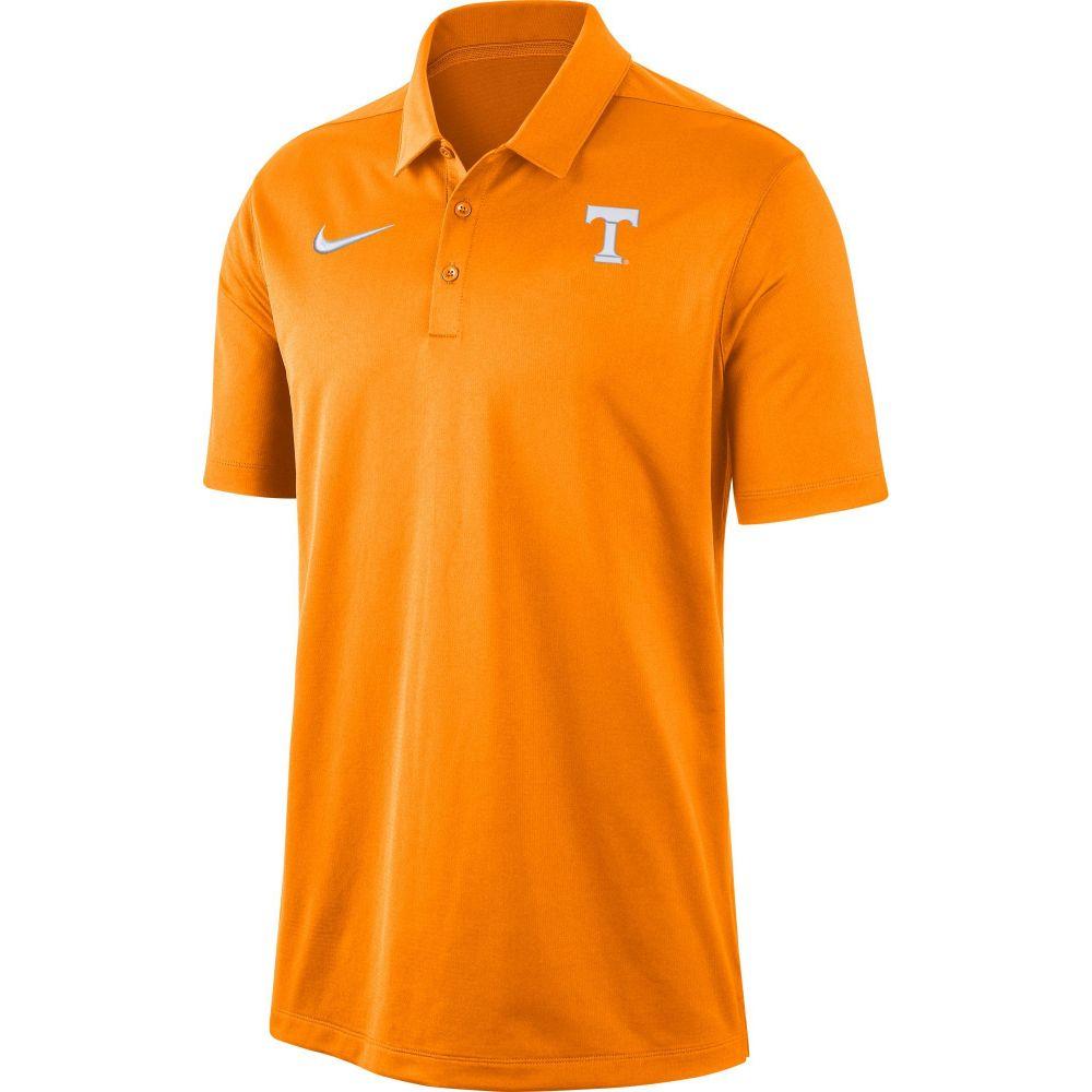 ナイキ Nike メンズ ポロシャツ トップス【Tennessee Volunteers Tennessee Orange Dri-FIT Franchise Polo】