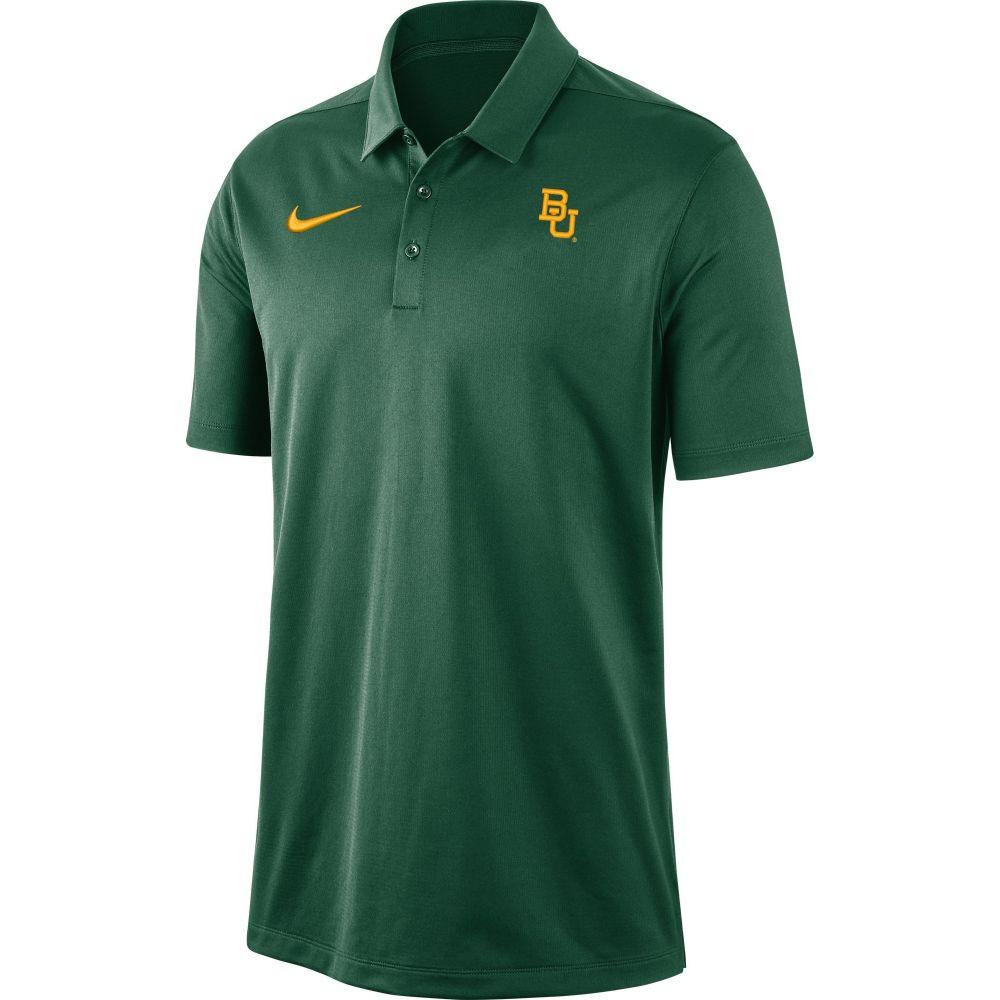 ナイキ Nike メンズ ポロシャツ トップス【Baylor Bears Green Dri-FIT Franchise Polo】