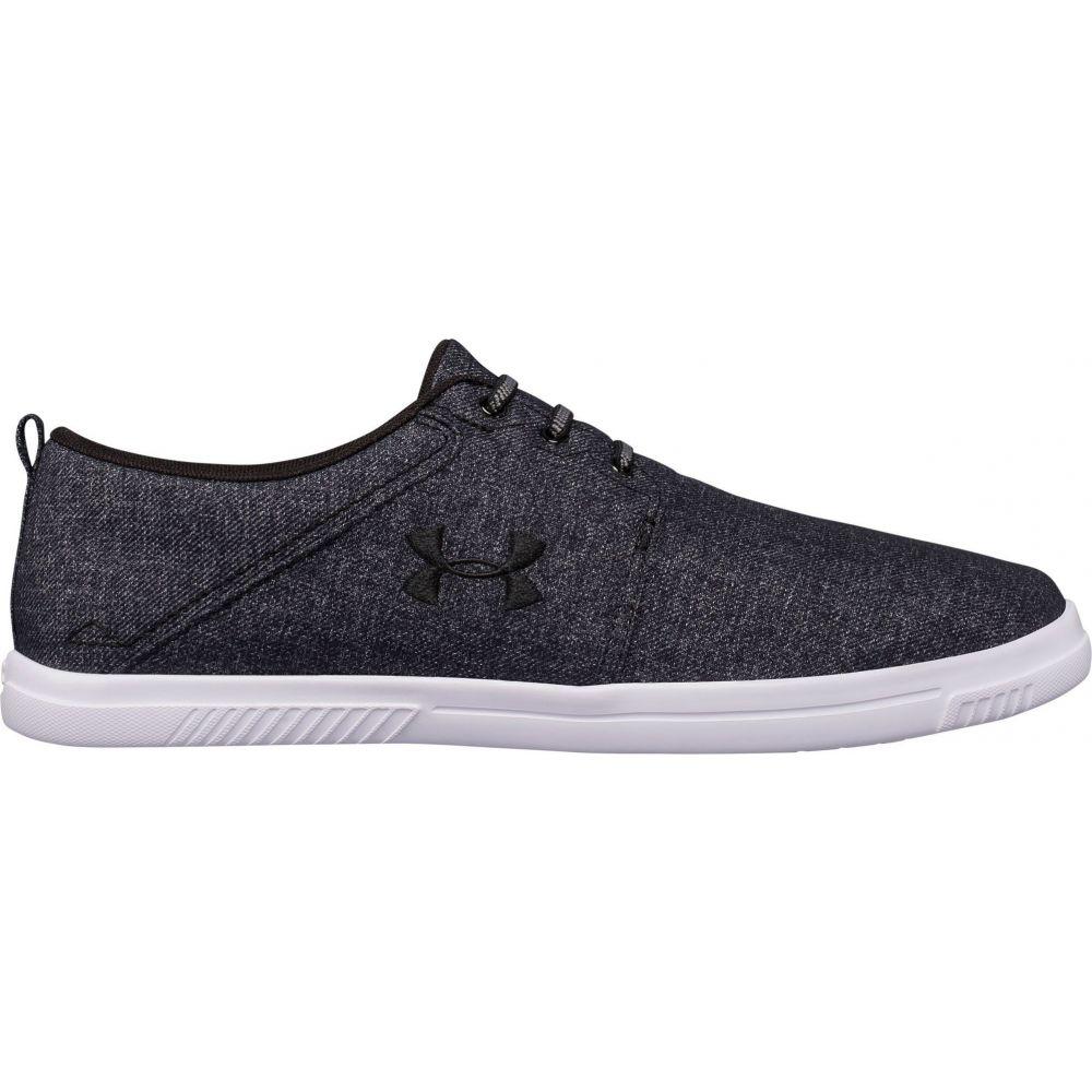 アンダーアーマー Under Armour メンズ スニーカー シューズ・靴【Street Encounter IV Recovery Shoes】Black/White