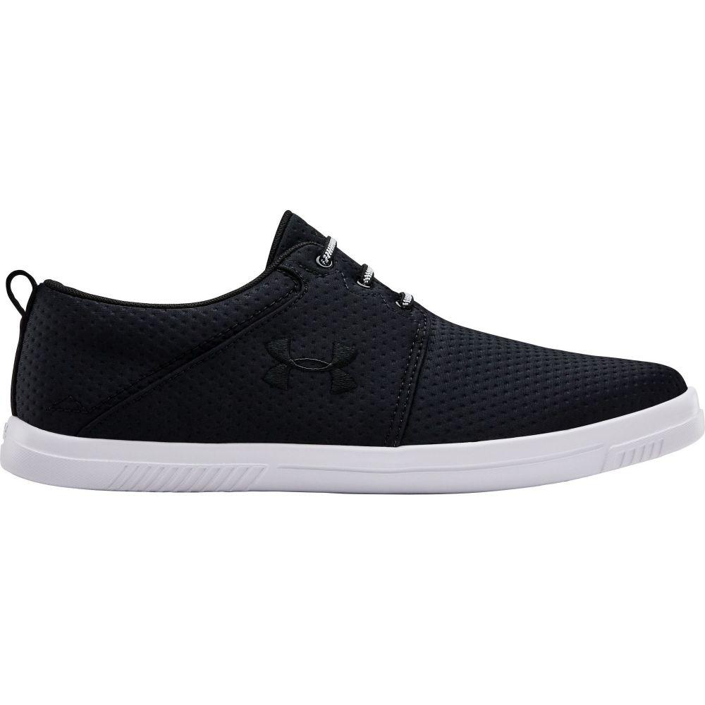 アンダーアーマー Under Armour メンズ スニーカー シューズ・靴【Street Encounter IV Recovery Shoes】Black/Black