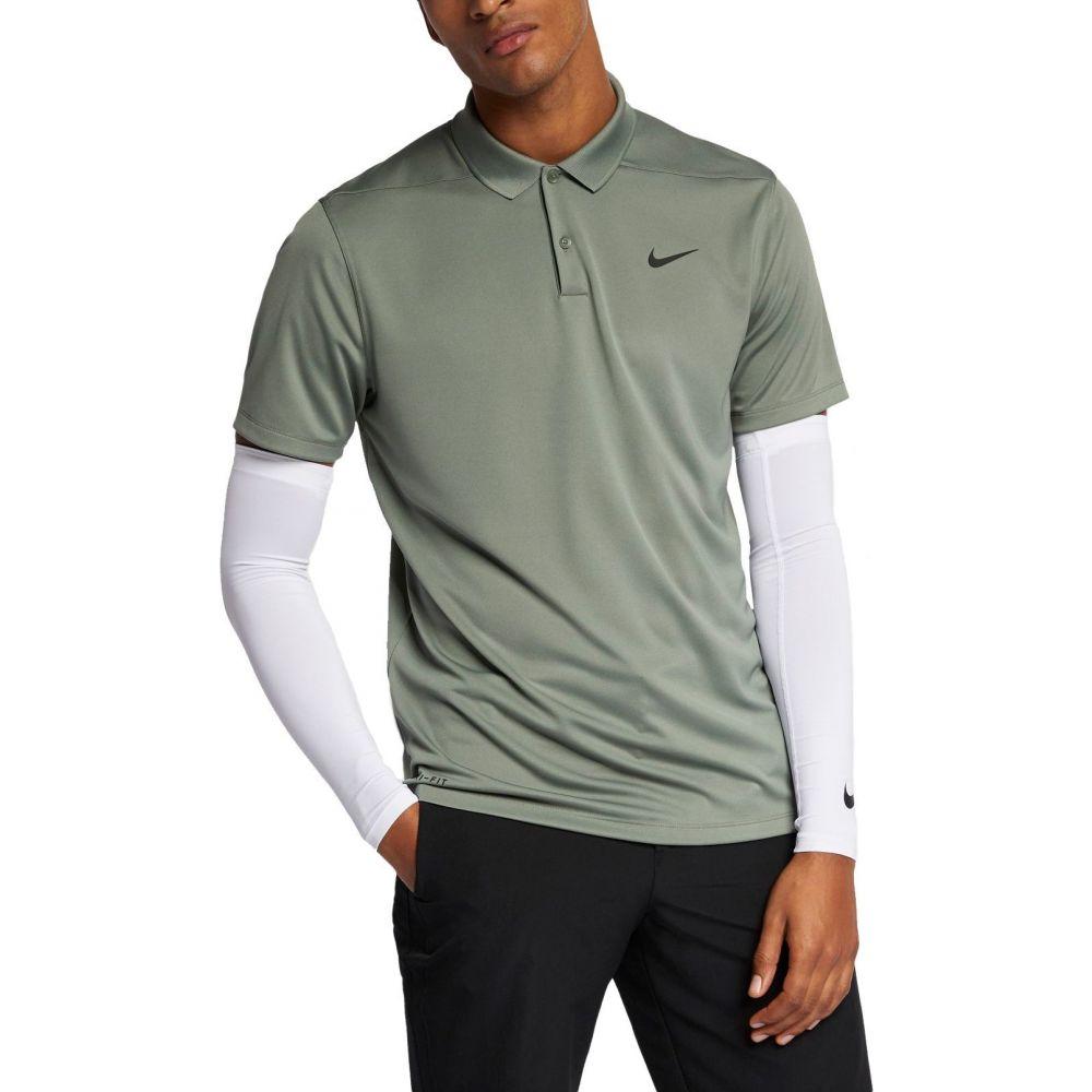 ナイキ Nike メンズ ゴルフ ポロシャツ トップス【Solid Dry Victory Golf Polo】Vintage Lichen