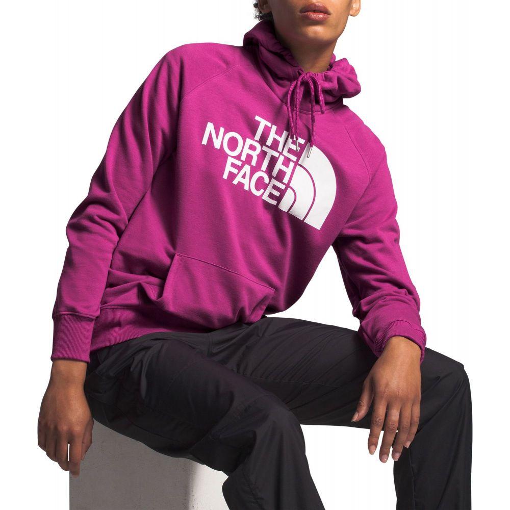 ザ ノースフェイス The North Face レディース パーカー トップス【Half Dome Pullover Hoodie】Wild Aster Purple