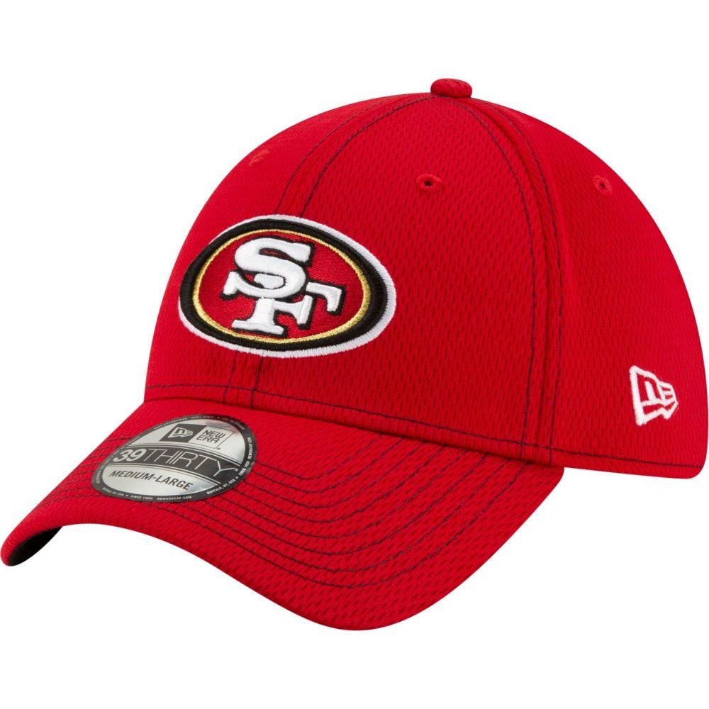 ニューエラ New Era メンズ 帽子 【San Francisco 49ers Sideline Road 39Thirty Stretch Fit Hat】