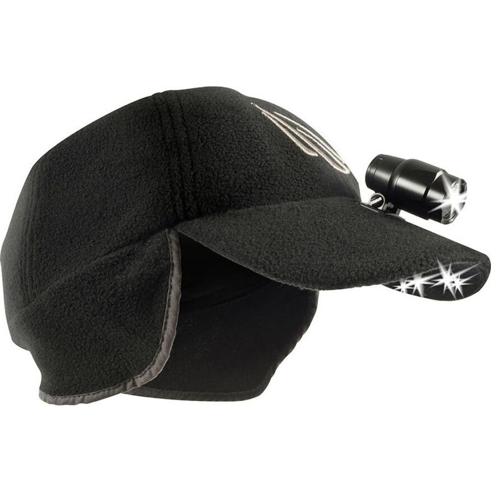 パンサービジョン Panther Vision メンズ 帽子 【POWERCAP EXP 200 Hat】Black